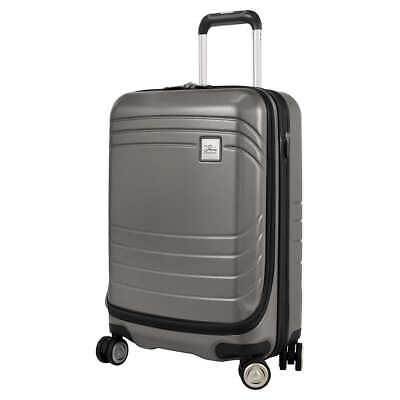 Skyway Luggage Cascadia Carry-On Expandable Spinner Dual Wheel System