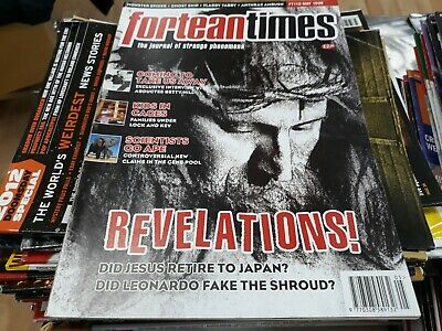 FORTEAN TIMES: 'The Journal of Strange Phenomena' #110. 1998