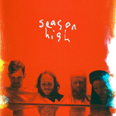 Season High - Little Dragon (2017, Vinyl NEU)