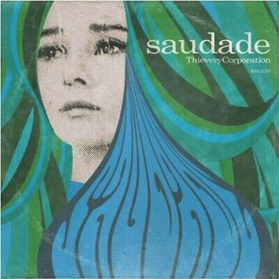 Saudade - Thievery Corporation (2014, Vinyl NEU)