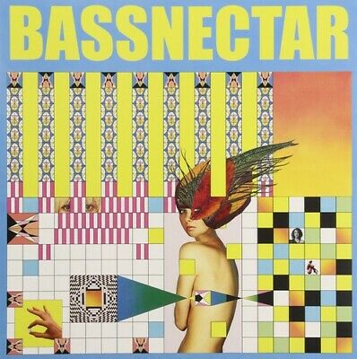 Noise Vs Beauty - Bassnectar (2014, Vinyl NEU)2 DISC SET