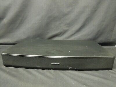 Bose Solo Tv Sound System No Remote
