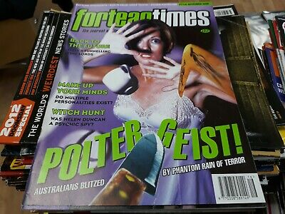 FORTEAN TIMES: 'The Journal of Strange Phenomena' #116. 1998