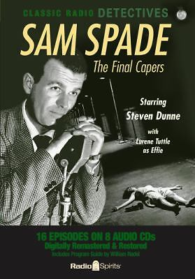 Various Artists : Sam Spade: Final Capers (Old Time Radio) CD