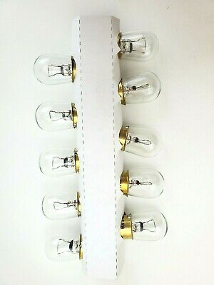Lot of 10 CEC 93 Miniature Lamps 12.8V 13.312W 700 HR Box of 10 Free Shipping