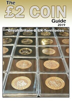 £2 Coin Guide. UK & Territories. Mintage, die marks & valuations.