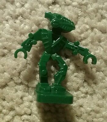 31cm LEGO Green String with End Studs 41L Overall x127c41 8759 8758 8757 8769