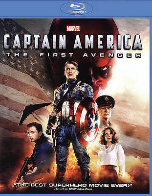 Captain America: The First Avenger [Blu-ray] DVD, Richard Armitage, Stanley Tucc