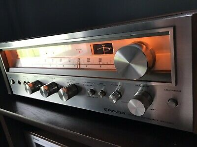 Pioneer SX-580 Stereo Receiver