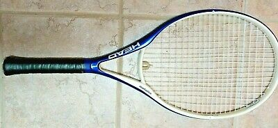 "Head Airflow 3 Metallix Flexpoint Tennis Racquet 4 3/8"" 102 in 245 g"
