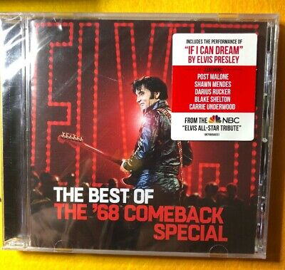 2019 ELVIS PRESLEY The Best Of The '68 Comeback Special