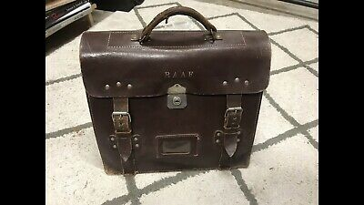 RAAF (Royal Australian Air Force) Pilots Attache/briefcase