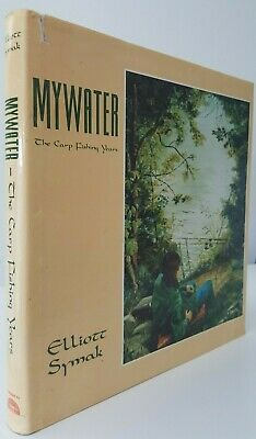 Mywater The Carp Fishing Years Elliott Symak coarse angling book 1970s carping