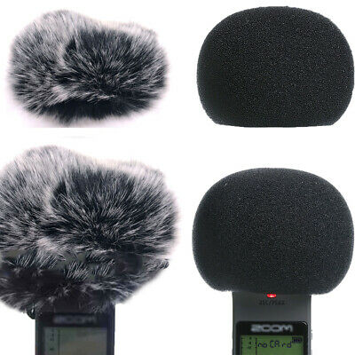 Cameras & Photo Asmr Wind Shield For 3dio Headrec Free Space Binaural Mic Outdoor Fur Windscreen Audio For Video