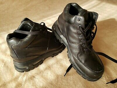 best website 19be2 a2699 Nike Air Max Goadome ACG Mens Size 8 Boots Anthracite Black 865031 009