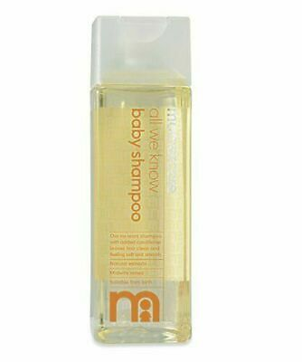 Mothercare All We Know Baby Shampoo (300ml) Free Shipping!!
