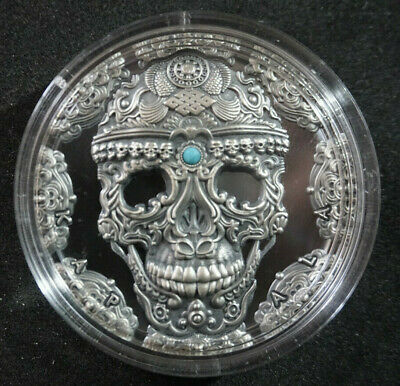 Cameroon Kamerun 2018 - World Cultures KAPALA - 2 Oz silber silver Poland Mint