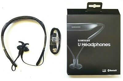 Samsung U Bluetooth Earbuds In-ear Wireless Headphones with Mic (Open Box)