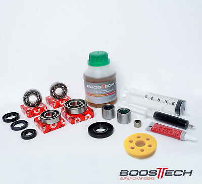 Eaton M45 Supercharger SPECIAL Repair Kit + COUPLER for MINI Cooper S R52, R53
