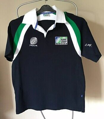 IRB Rugby World Cup France 2007 Shirt Men's XL