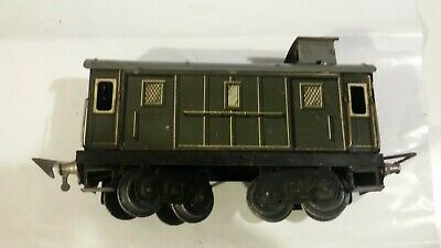 Jep wagon poste    1930  compatible Hornby Bing
