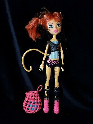 Monster High Toralei Ghoul Sports Physical Deaducation Doll