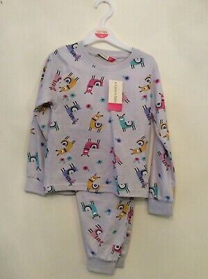 Festival Lama Pajamas girls long sleeved age 3-4 years new with tags Cosy n Dozy