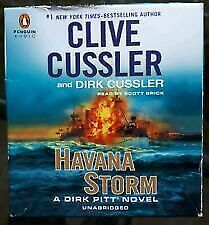 Clive Cussler - Complete Collection of 58 Audiobooks ( MP3 )