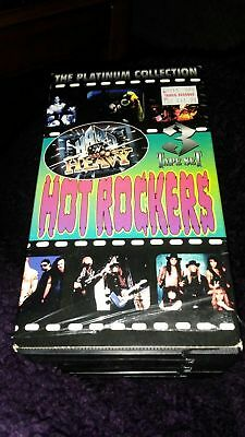 Factory Sealed Hard N' Heavy Hot Rockers 3 Vhs Alice In Chains Pantera Exodus