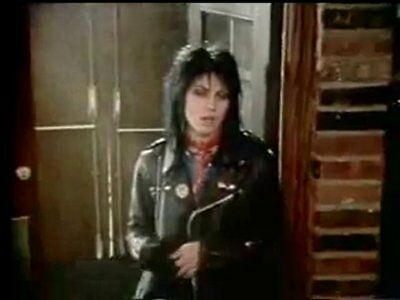 ADVANCE PROMO OOP VHS SINGLE GO HOME by JOAN JETT & The BlackHearts