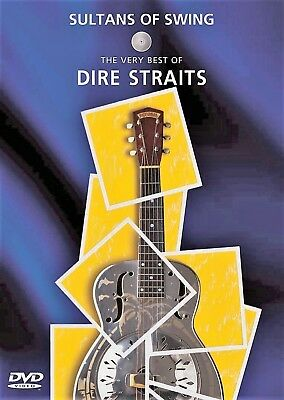 """Sultans Of Swing , The Very Best Of Dire Straits"" DVD , All Regions PAL , VGC"