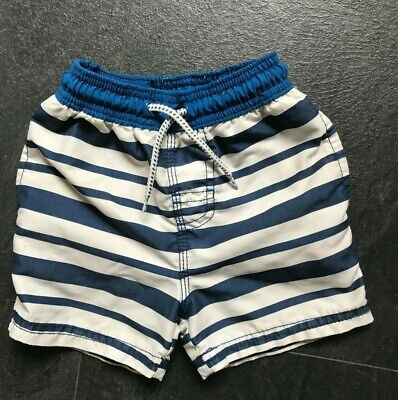 NEXT Baby Swimming Shorts Age 12-18 Months Height 86cm Swim Summer Trunks