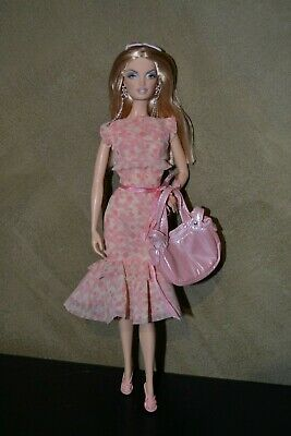 Es Brand Barbie Doll Collector Doll Outfit Model Muse Barbie Doll Outfit