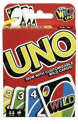 Uno Card Game - Get Wild