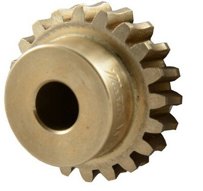 "Martin Sprocket & Gear WB1620 Worm Gear, Pitch: 16"" Pressure Angle: 14.5° Bronze"