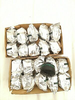 New  Modern Military gas mask FP5 filter 40mm cbrn nbc for most models sealed