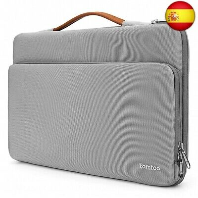 "tomtoc 360 ° Funda Maletín Protectora par (13,5"" para Antiguo Macbook Air, gris)"