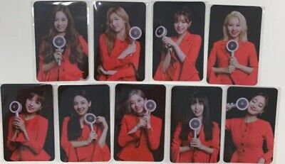 NEW TWICE Twice CANDY BONG Z 2019 Official Photocard Complete 9sets F/S