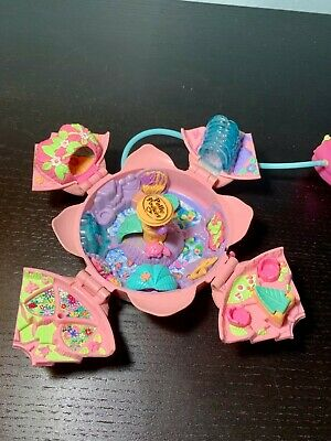 Vintage 1996 Polly Pocket Fountain Fantasy