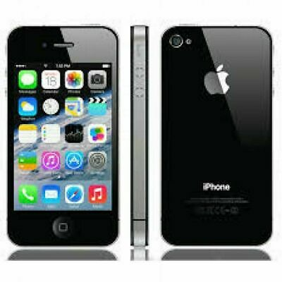 Apple iPhone 4S 8GB 16GB 32GB 64GB Factory Unlocked SIM Free Smartphone Mobile
