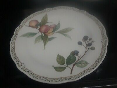 "Noritake Primachina Royal Orchard 10-3/4"" Set Of 2 Dinner Plates 9416"