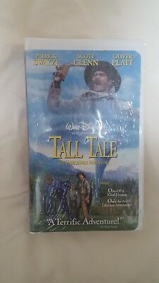 Disney Tall Tale: The Unbelievable Adventure (VHS, 1996) Factory Sealed Clamshel