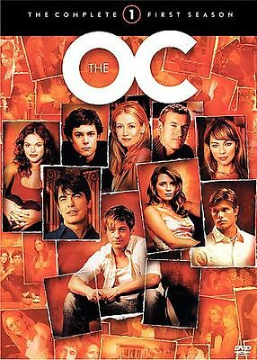 The O.C.: The Complete First Season DVD, Kelly Rowan, Peter Gallagher, Adam Brod