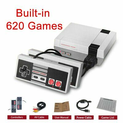 620 in 1 games Classic Mini Console for NES Retro with Gamepads Nintendo