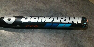 DeMarini CF8 33/24 CFF16 (-9) Fastpitch Softball Bat Paradox Plus Composite Half