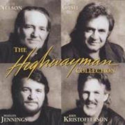 Highwayman Collection by The Highwaymen CD, Nelson Cash Jennings & Kristofferson