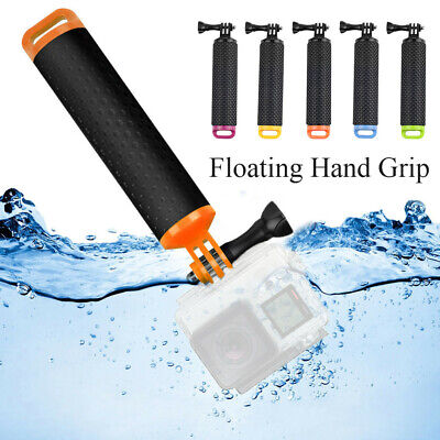 Waterproof Floating Hand Grip For Go Pro Camera Hero Action Handler Accessories~
