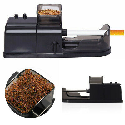 Cigarette Rolling Machine Automatic Injector Maker Tobacco Roller H9W1S Electric