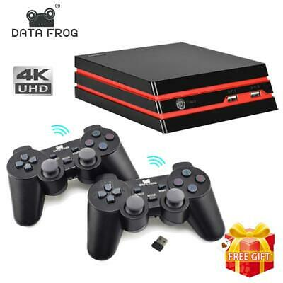 Data Frog HDMI Video Game Console With 2.4G Wireless Controller 600 Classic Game