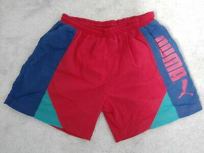 91f4e2c5c8 MENS VINTAGE PUMA Swim Shorts/trunks,size Small, Good Condition ...